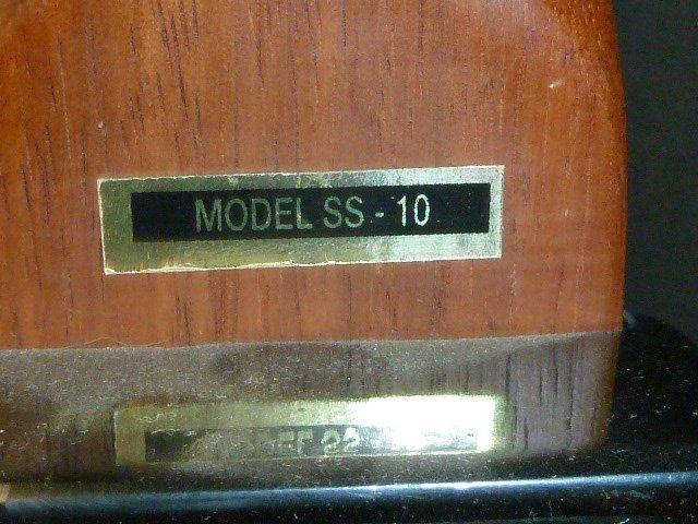 Silvertone Guitar Model SS-10 - 7