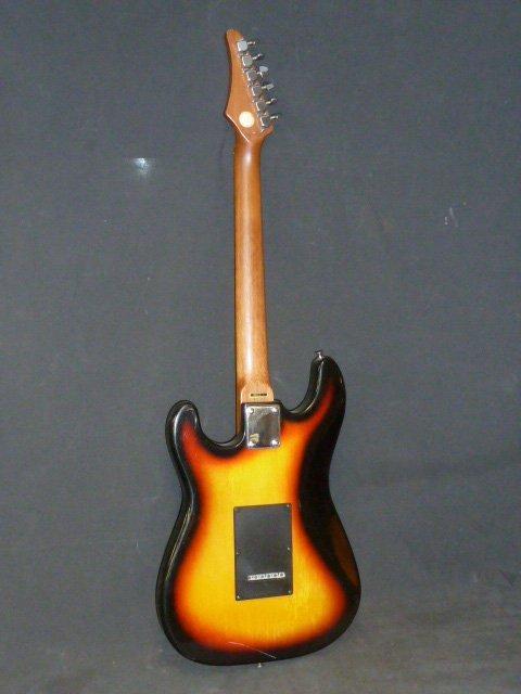 Silvertone Guitar Model SS-10 - 8