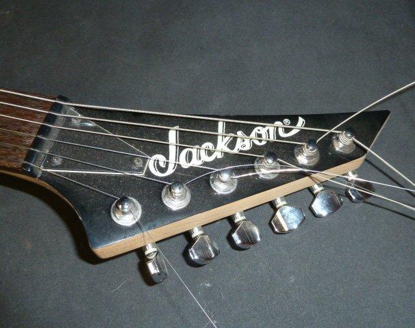 Jackson Electric Guitar JS11 Dinky - 4