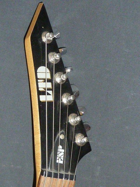 ESP LTD MG-550 Electric Guitar - 3