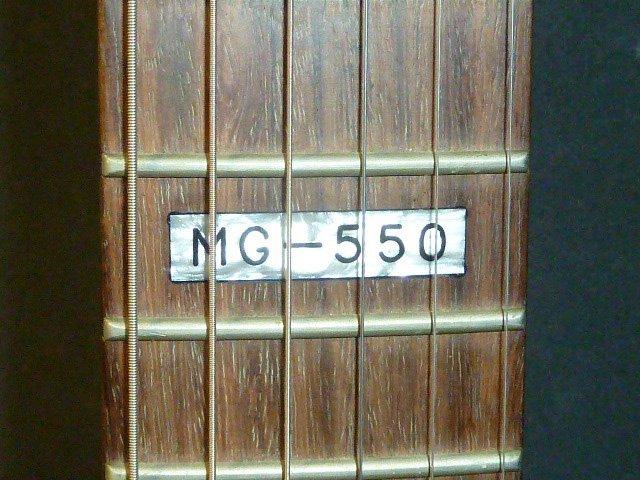 ESP LTD MG-550 Electric Guitar - 4