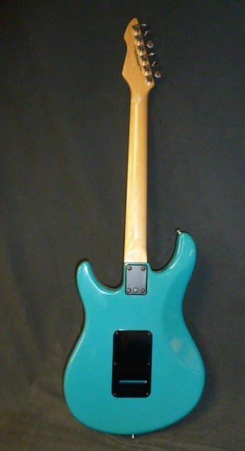 Vintage Peavey Falcon USA Teal Blue - 6