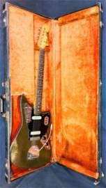 1962 Fender Jaguar Guitar | Pre CBS