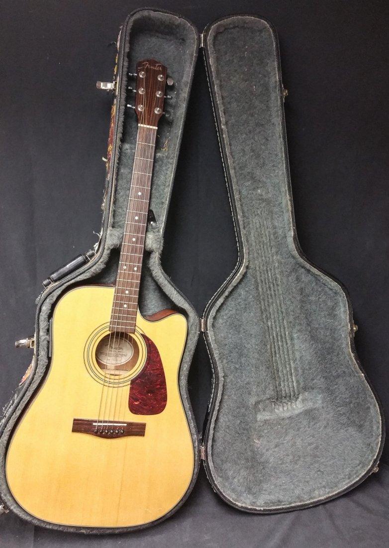 Fender DG20CE NAT Acoustic/Electric Guitar