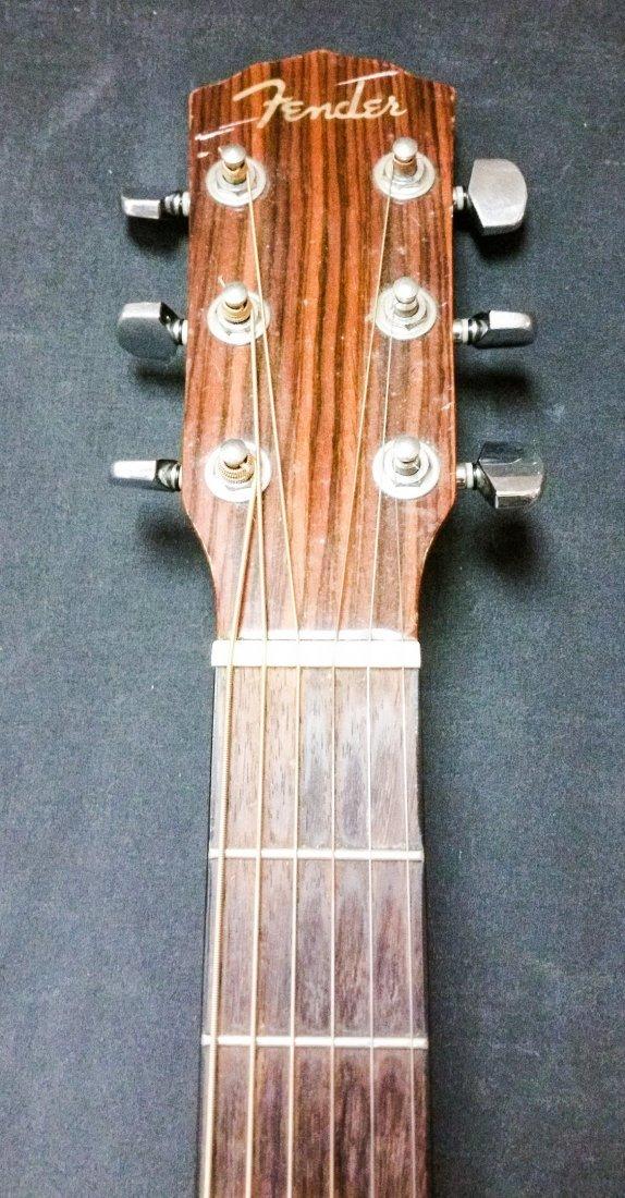 Fender DG20CE NAT Acoustic/Electric Guitar - 4