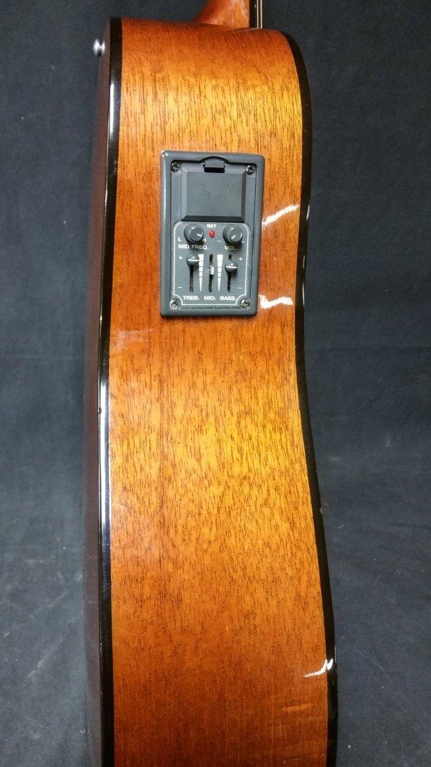 Fender DG20CE NAT Acoustic/Electric Guitar - 5