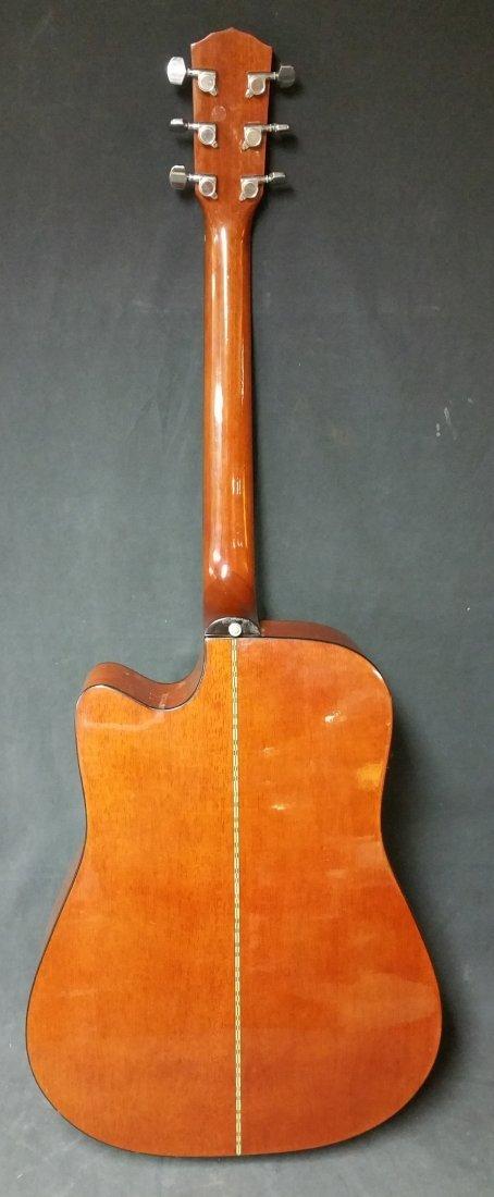 Fender DG20CE NAT Acoustic/Electric Guitar - 6