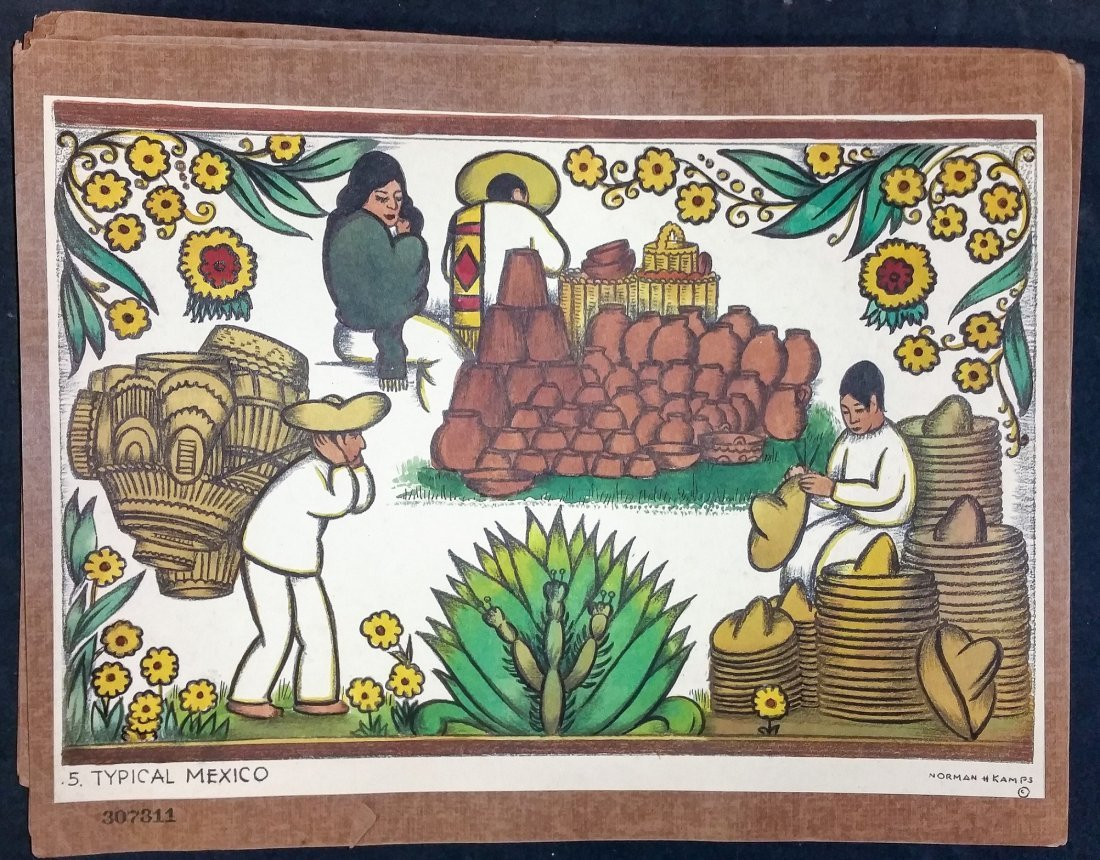 Mexican Designs by Norman Kamps - 5