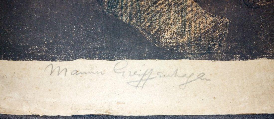 1917 Signed M. Griffenhagen Original Poster - 3