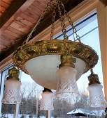Toleware Ceiling Fixture Light