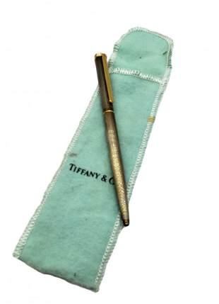 Vintage Tiffany & Co Diplomat Époque Sterling Pen