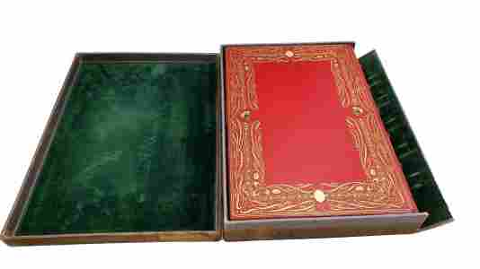 DELUXE Shakespeare 3 Vols 1865 RARE Annotated Lim Ed