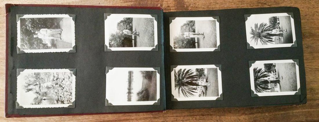 1940'S US AIR CORPS MILITARY PHOTO ALBUM – LAKE CHARLES - 3