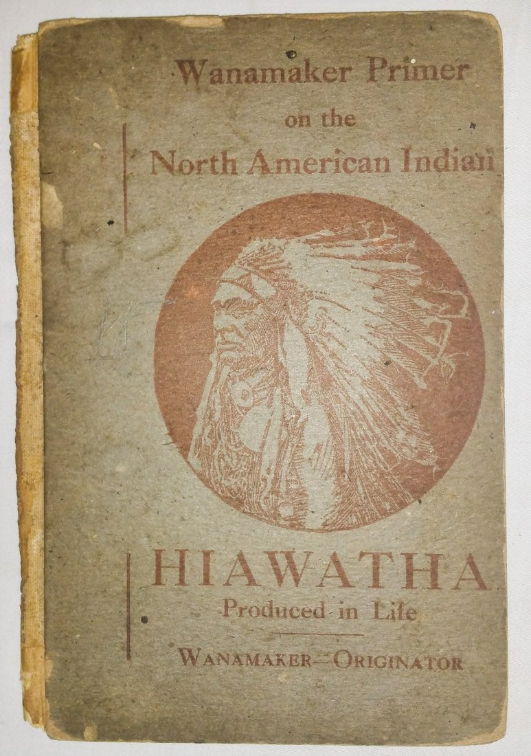FOUR IMPORTANT BOOKS - NATIVE AMERICAN - 4