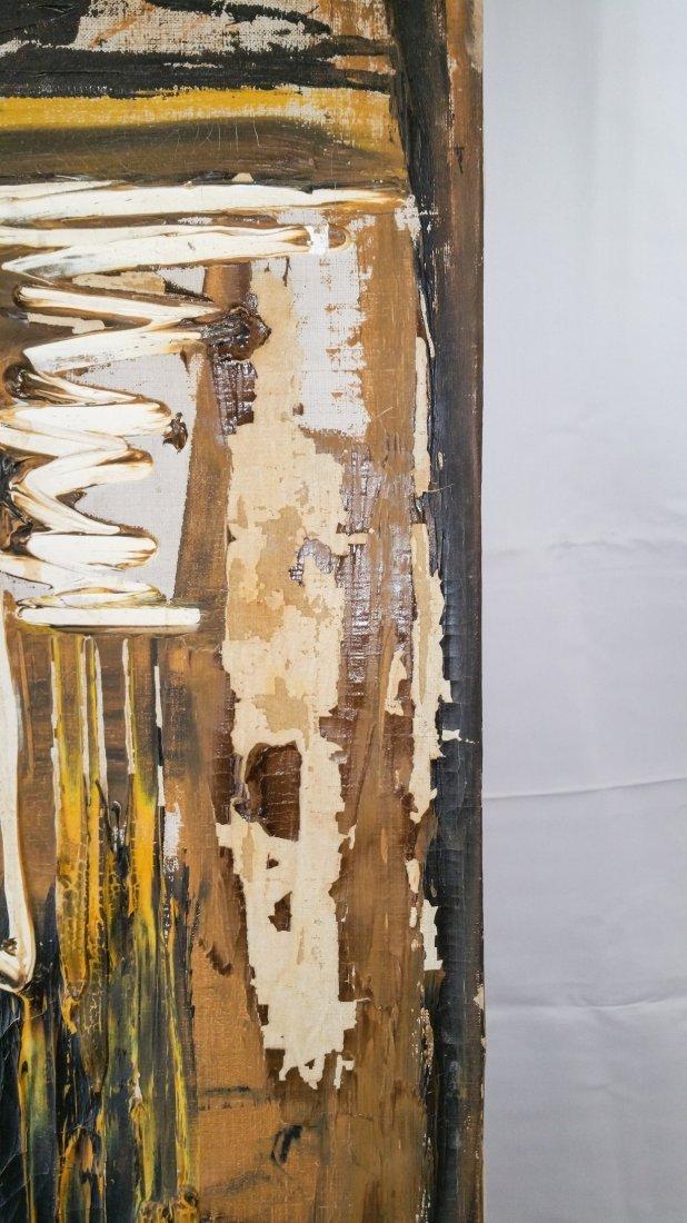 ORIGINAL PENNERTON WEST  NEWLY UNCOVERED MODERN ART - 4