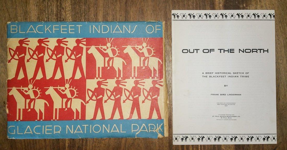 BLACKFEET INDIANS OF GLACIER NATIONAL PARK BY WINOLD RE - 9