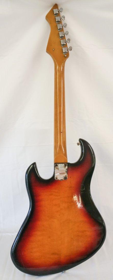 1960'S NORMA EG421-4 VINTAGE ELECTRIC GUITAR - 3