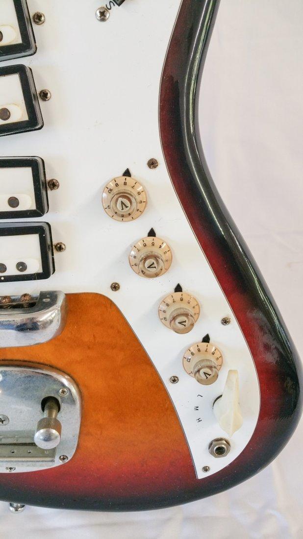 1960'S NORMA EG421-4 VINTAGE ELECTRIC GUITAR - 4