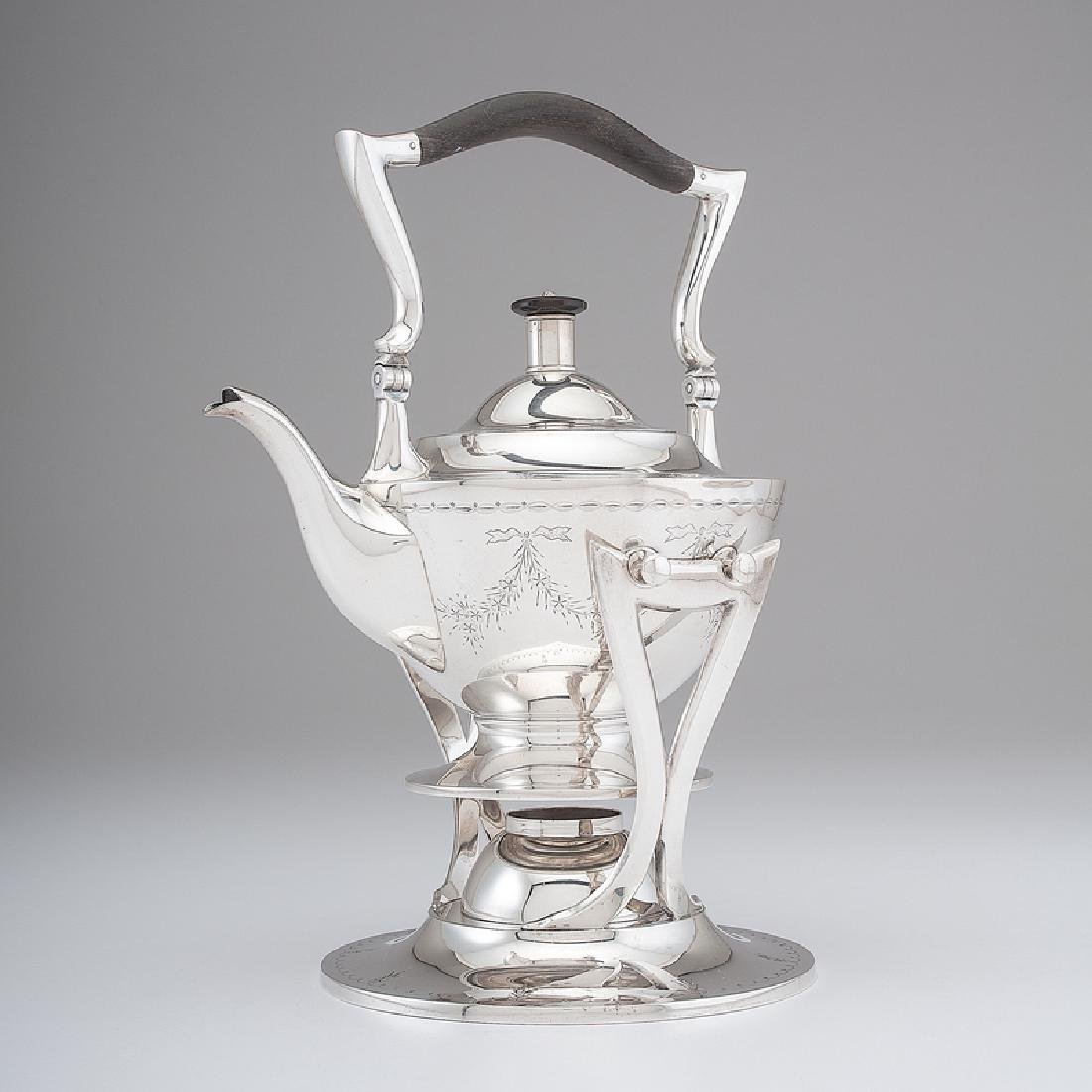 Frank Smith Sterling Hot Water Urn