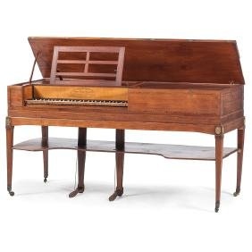 James Henry Houston Square Piano