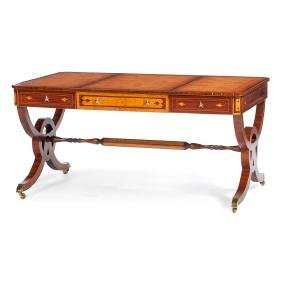 Regency-style Partners Desk