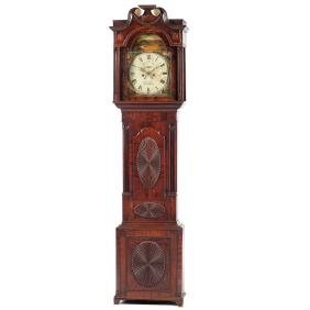 Nottingham Tall Case Clock