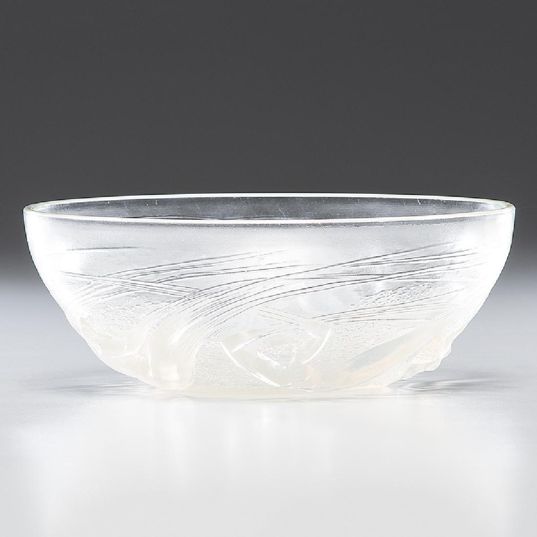 Lalique Calypso Bowl
