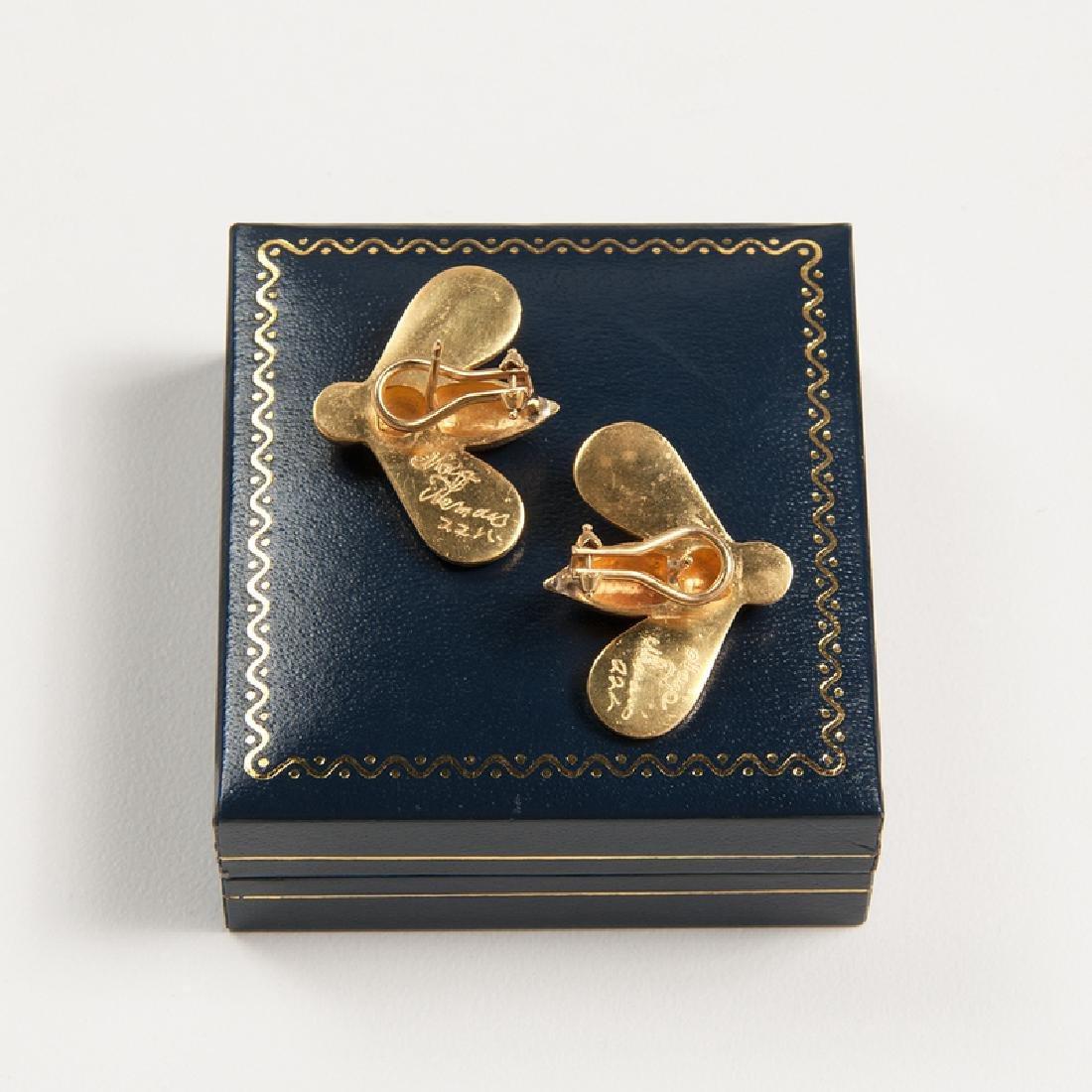 Maija Neimanis for Potter Mellen Bee Earrings - 3
