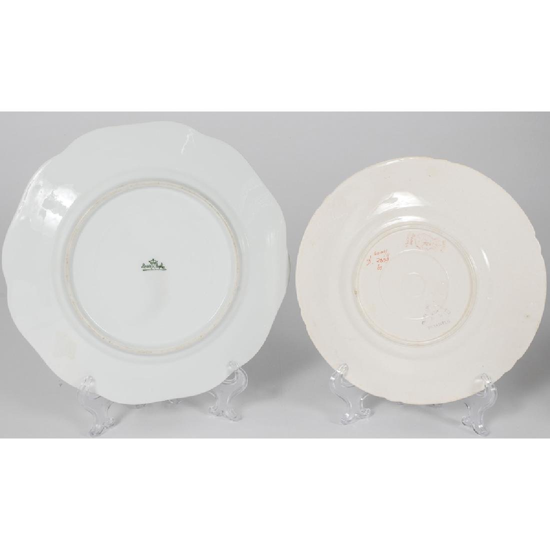 Rosenthal and Royal Bonn Lunch Plate Sets - 2