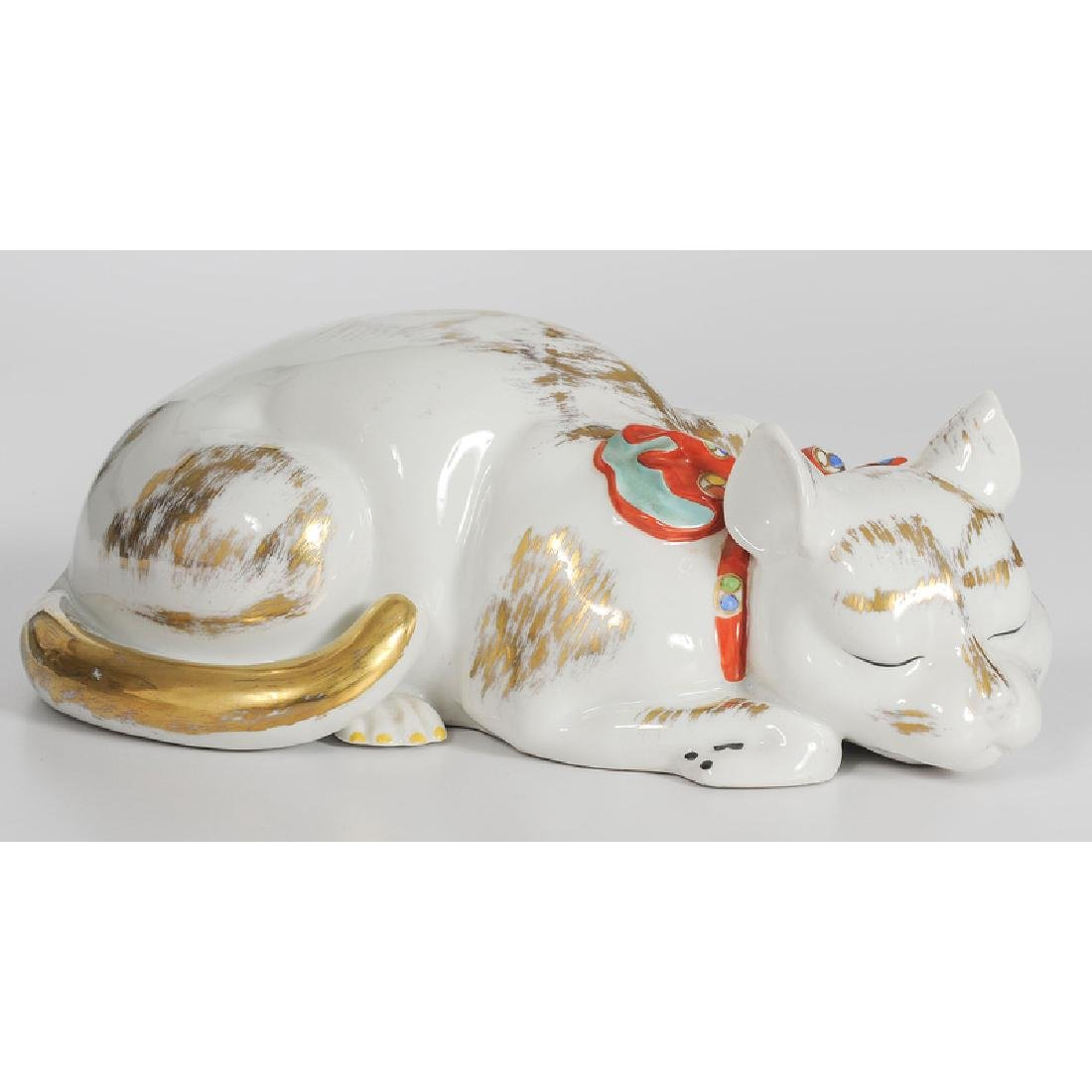 KPM Painted Cat - 2