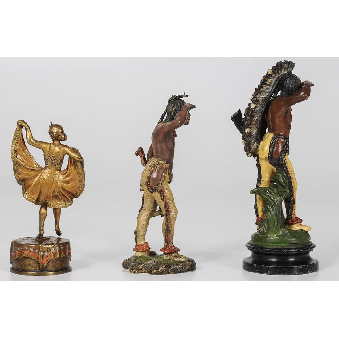 Franz Bergmann Cold Painted Bronzes, Plus - 2