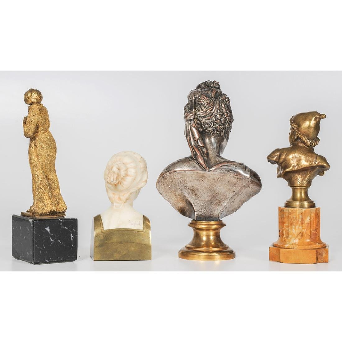 French Bronze and Marble Sculptures - 2