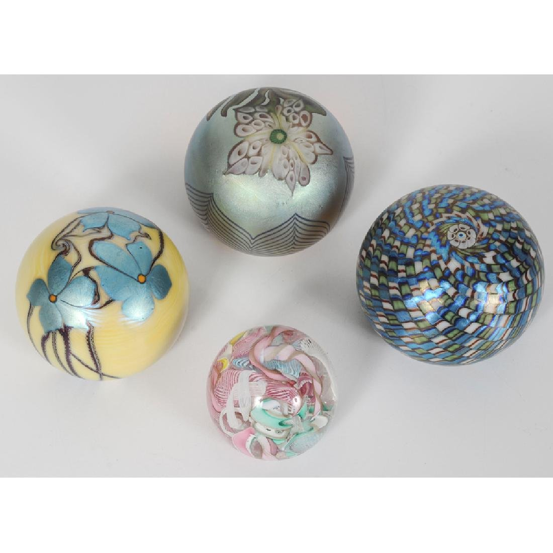 Orient & Flume Glass Paperweights, Plus