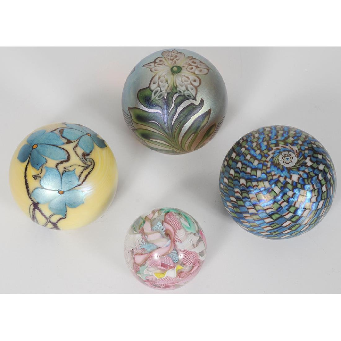 Orient & Flume Glass Paperweights, Plus - 2