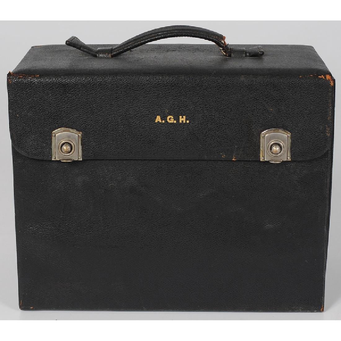 Adie Bros Ltd. of Birmingham Leather and Sterling