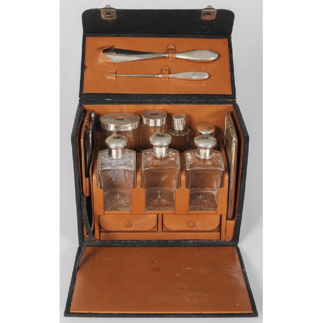 Adie Bros Ltd. of Birmingham Leather and Sterling - 2