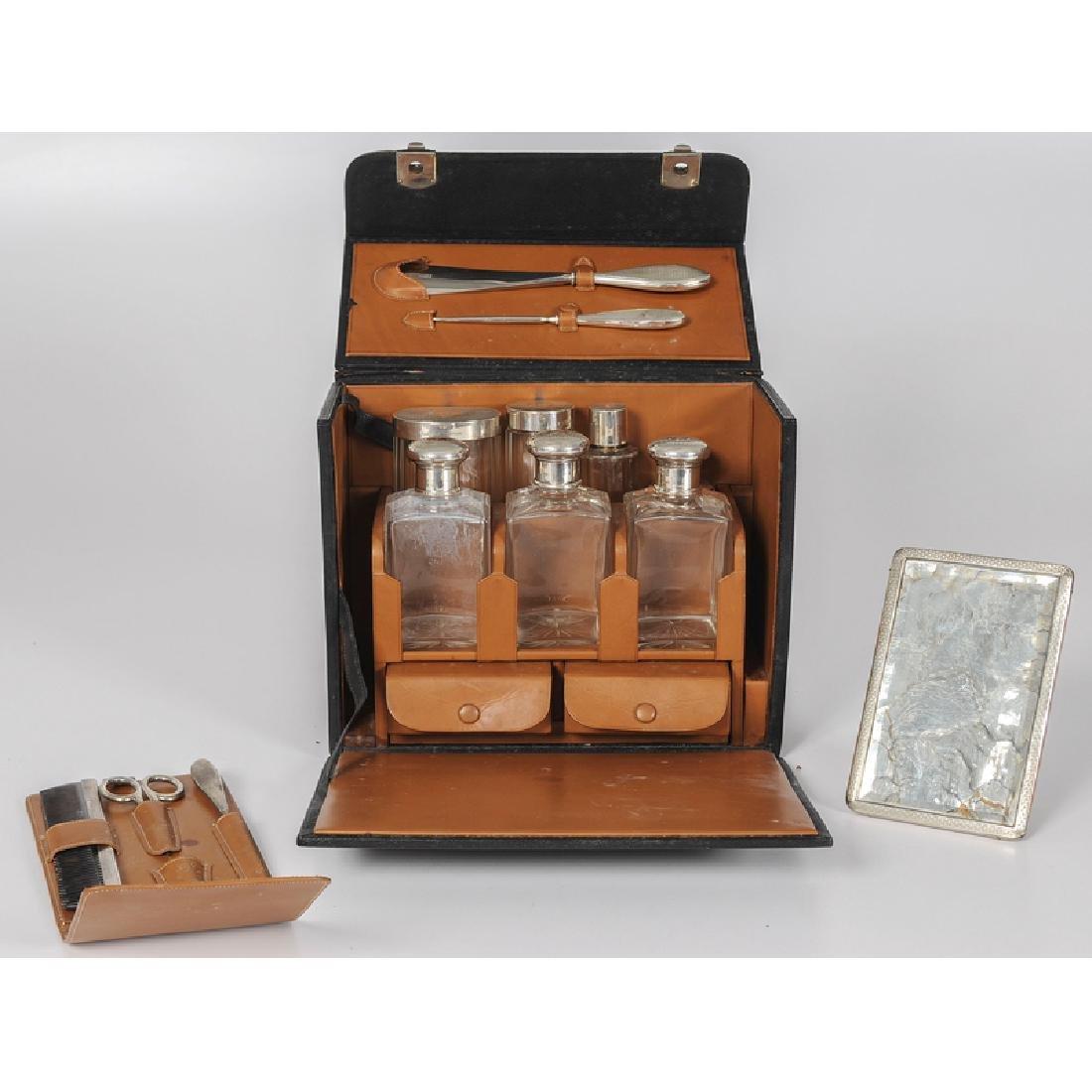 Adie Bros Ltd. of Birmingham Leather and Sterling - 3