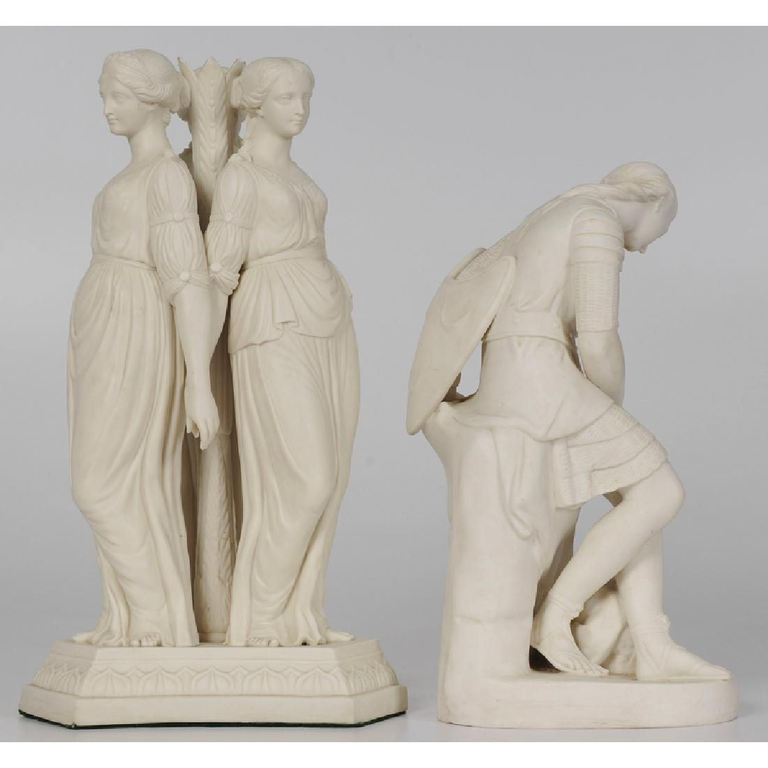 English Parian Figures - 2