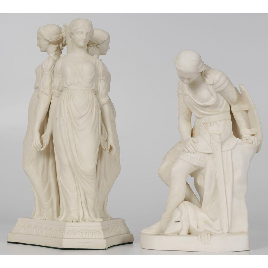 English Parian Figures - 3