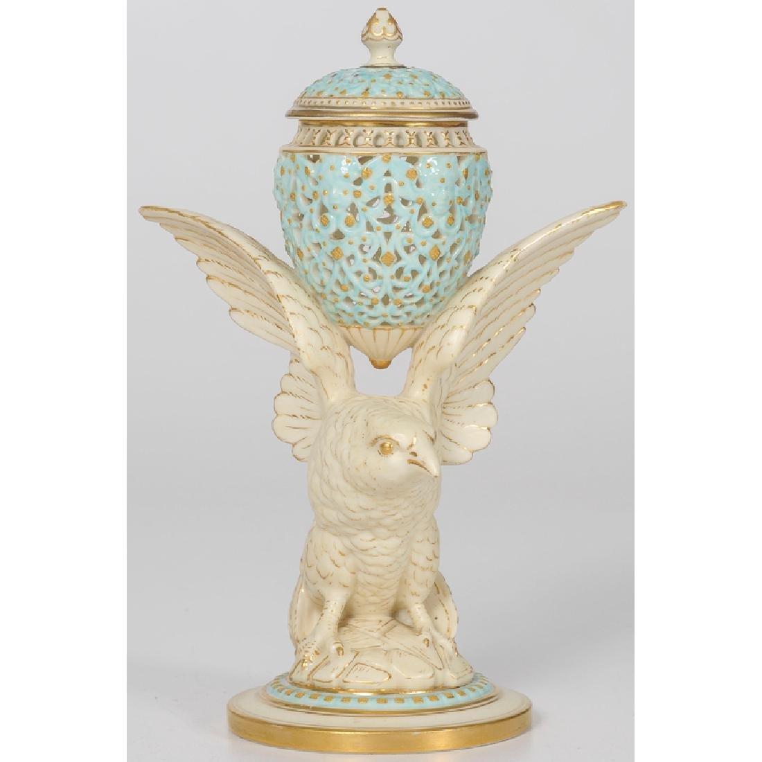 Grainger & Co. for Worcester Porcelain Potpourri