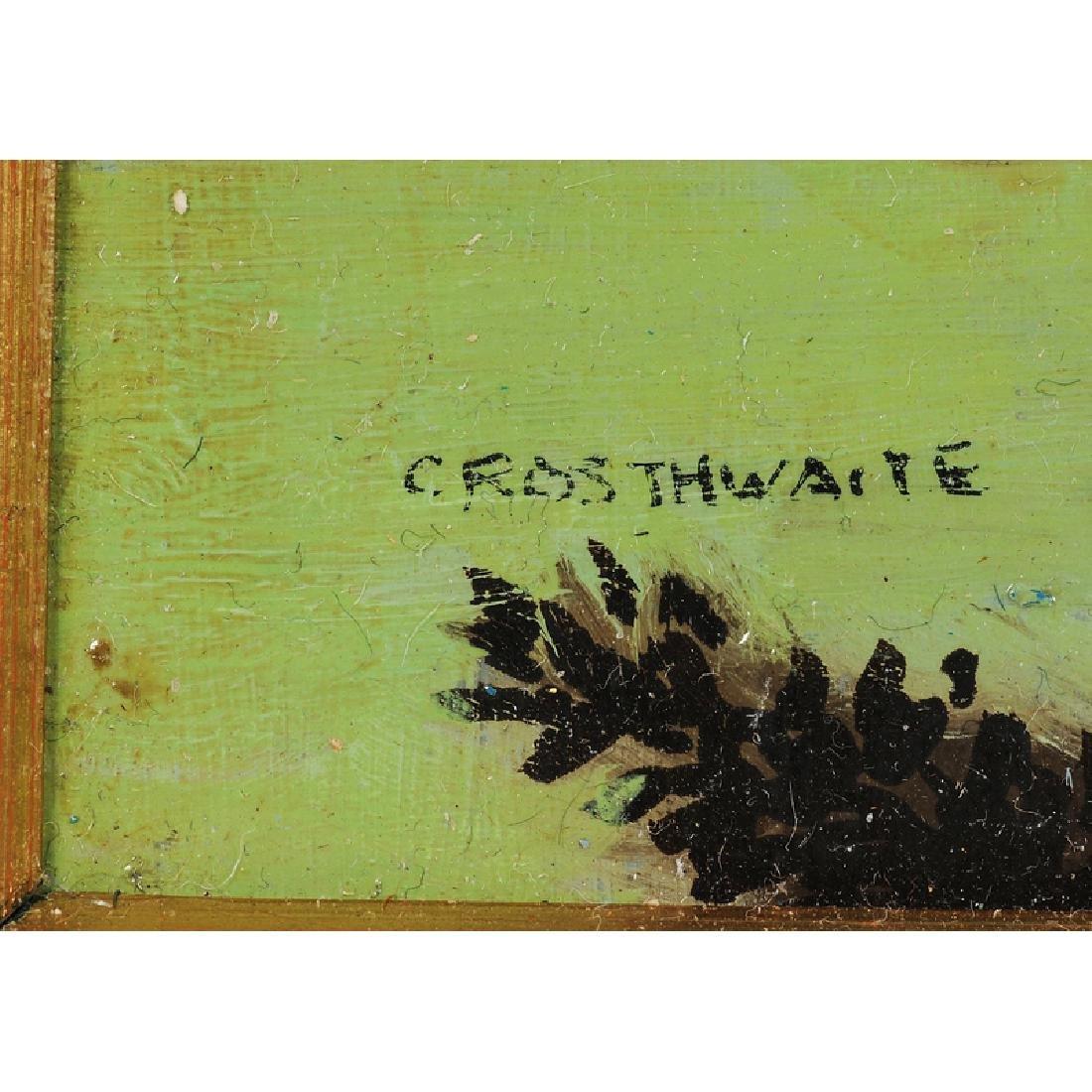 Paul Crosthwaite (American, 20th century) - 2