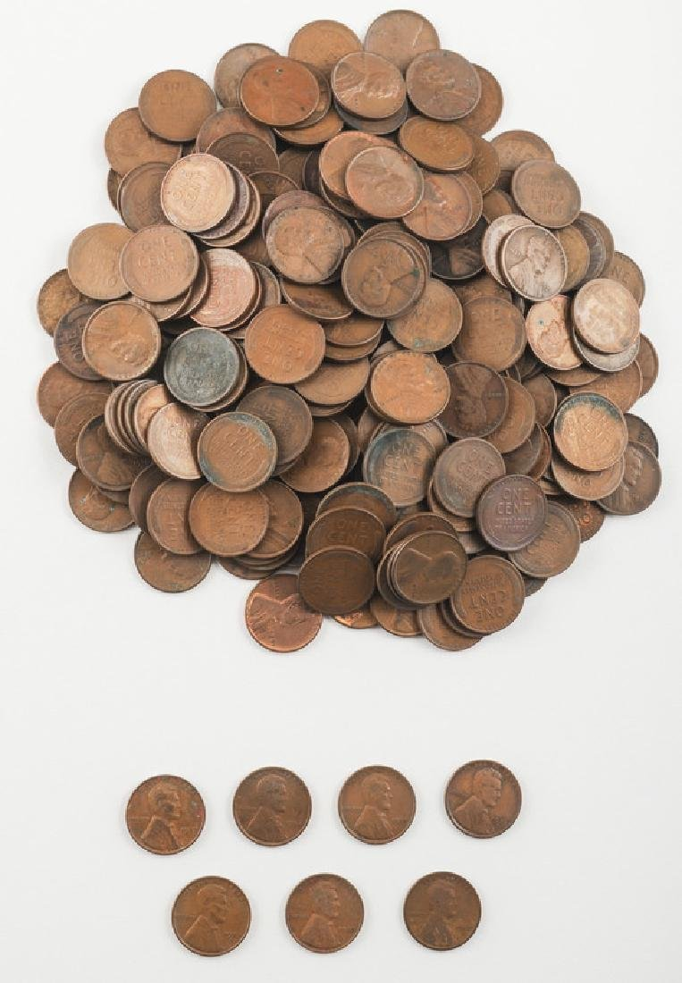 United States Lincoln Wheat Pennies