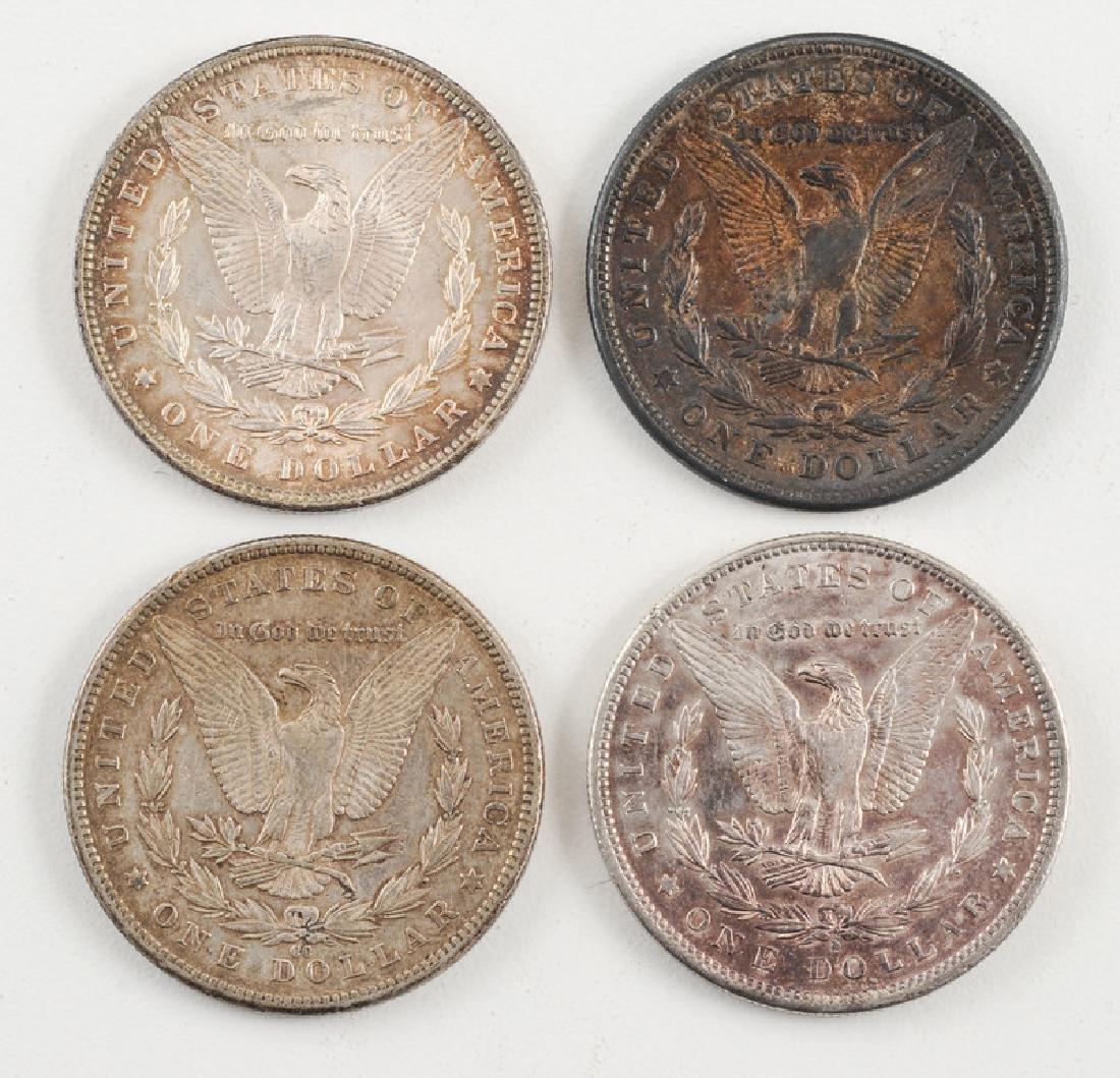 United States Morgan Silver Dollars - 2