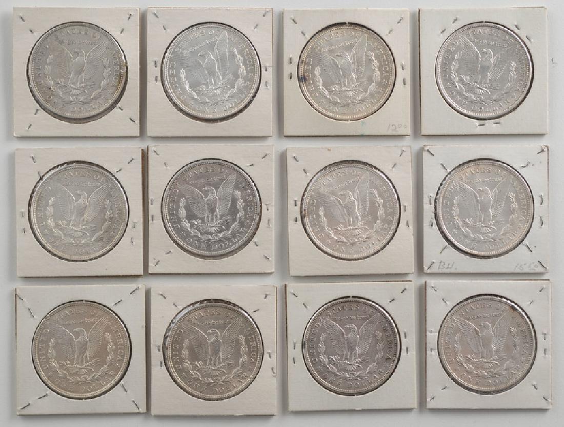 United States Morgan Silver Dollars 1921 - 2