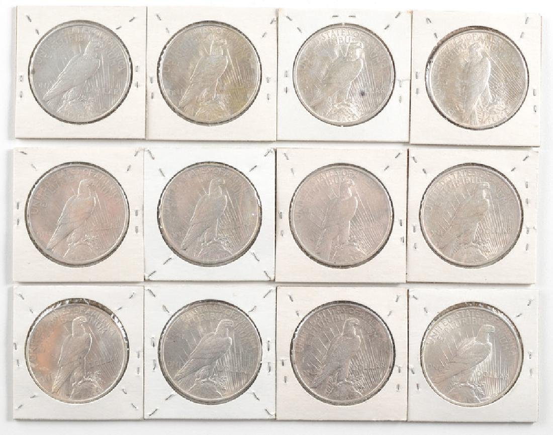 United States Morgan Silver Dollars 1922 - 2