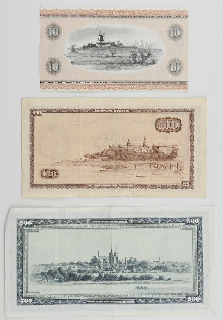 Denmark Currency, Assorted - 2