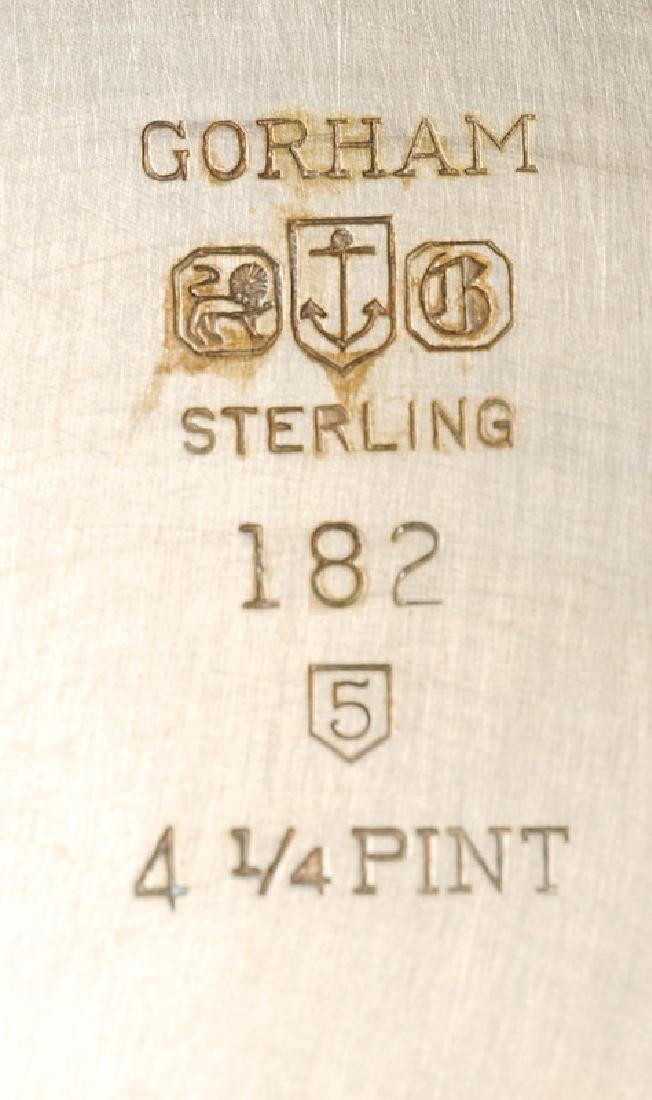 Gorham Sterling Water Pitcher - 3