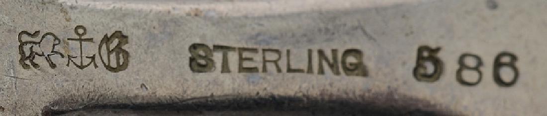 American Sterling Flatware, Including Gorham - 2