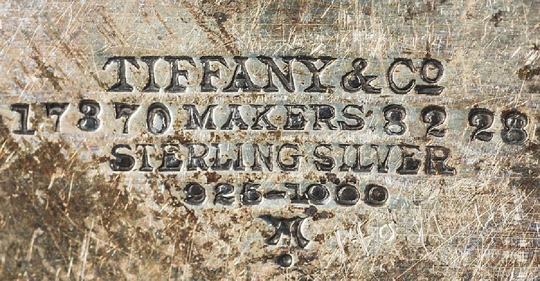 Tiffany & Co. Sterling Women's Dresser Set - 3