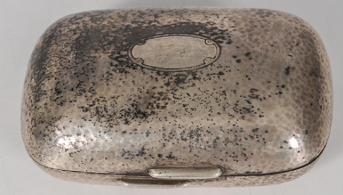 Tiffany & Co. Sterling Dresser Box
